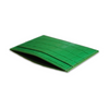 Green Croc Classic Card Holder