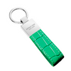 Green Croc Classic Key Holder