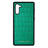 Green Croc Galaxy Note 10 Case