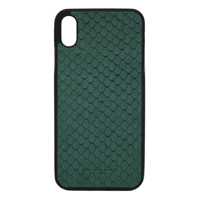 Green Fish iPhone XR Case