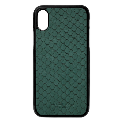 Green Fish iPhone X/XS Case