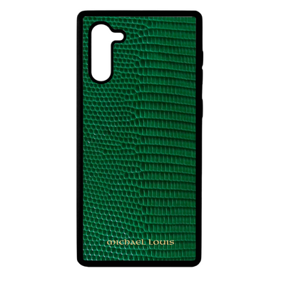 Green Lizard Galaxy Note 10 Case