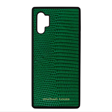 Green Lizard Galaxy Note 10 Plus Case