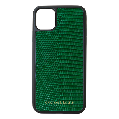 Green Lizard iPhone 11 Pro Max Case