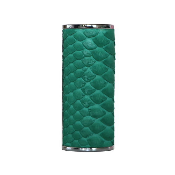 Green Python Lighter Case