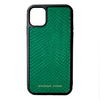Green Snake iPhone 11 Case