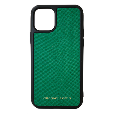 Green Snake iPhone 11 Pro Case