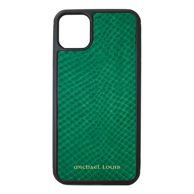 Green Snake iPhone 11 Pro Max Case