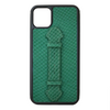 Green Snake iPhone 11 Pro Max Strap Case
