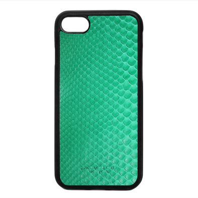 Green Python Snakeskin iPhone 7 / 8 Case