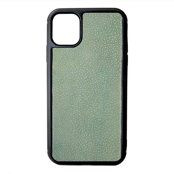 Green Stingray iPhone 11 Case