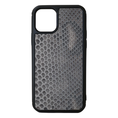Grey Python Snakeskin iPhone 11 Pro Case