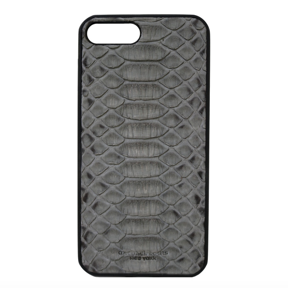 Grey Python iPhone 7 Plus / 8 Plus Case