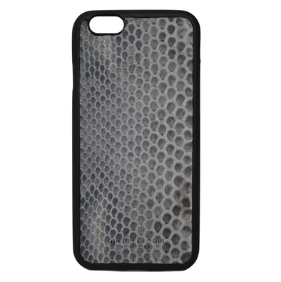Grey Snakeskin iPhone 6/6S Case