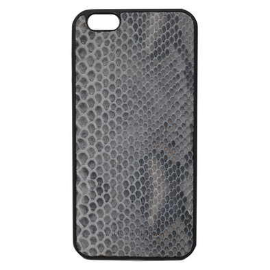Grey Snakeskin iPhone 6/6S Plus Case