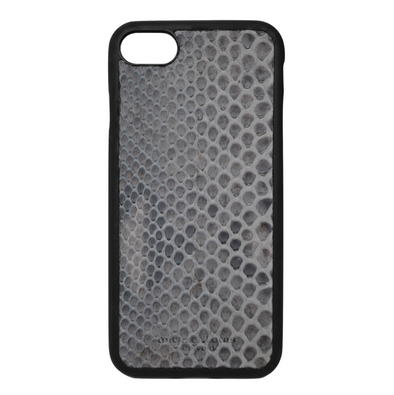 Grey Snakeskin iPhone 7 / 8 Case