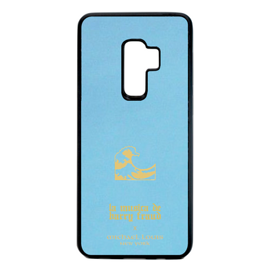 Harry Fraud x Michael Louis Sky Blue Lambskin Galaxy S9 Plus Case
