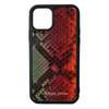 "Limited Edition Multicolor ""3"" Python Snakeskin iPhone 11 Pro Max Case"