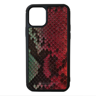 "Limited Edition Multicolor ""3"" Python Snakeskin iPhone 11 Pro Case"
