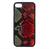 "Limited Edition Multicolor ""3"" Python Snakeskin iPhone 7 / 8 Case"