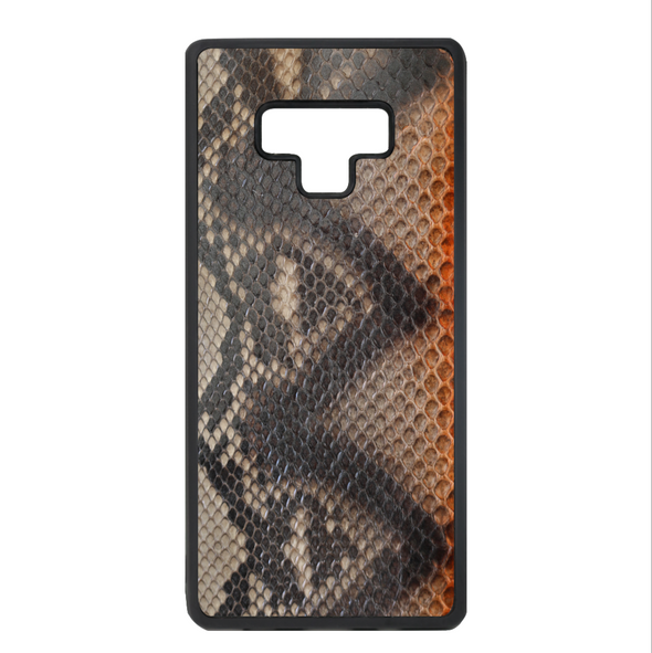 Limited Edition Sahara Python Snakeskin Galaxy Note 9 Case
