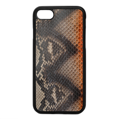 Limited Edition Sahara Python Snakeskin iPhone 7 / 8 Case