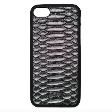 Limited Edition Silver Python iPhone 7 / 8 Case