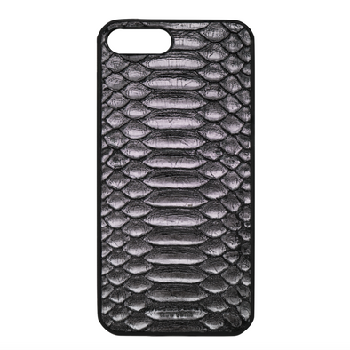 Limited Edition Silver Python iPhone 7 Plus / 8 Plus Case