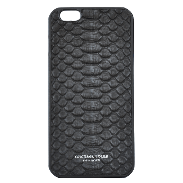 Black Python iPhone 6/6S Plus Case
