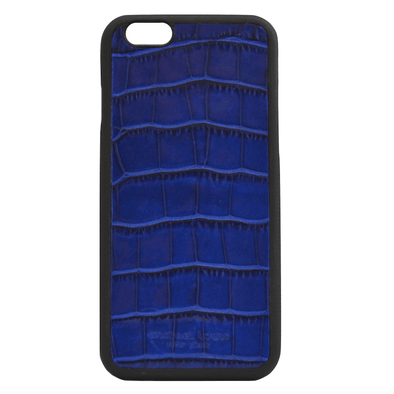 Blue Croc iPhone 6/6S Case