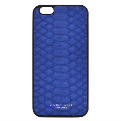 Blue Python iPhone 6/6S Plus Case