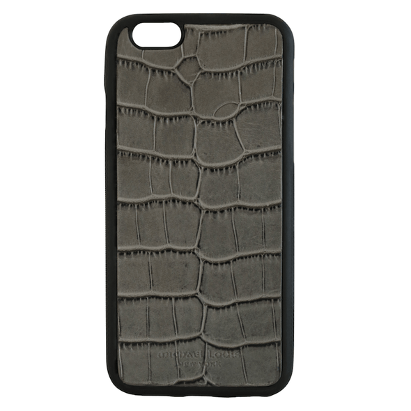 Grey Croc iPhone 6/6S Case