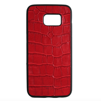 Red Croc Galaxy S7 Edge Case