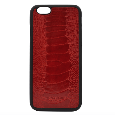 Red Ostrich iPhone 6/6S Case
