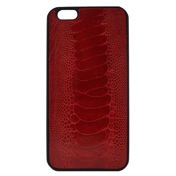 Red Ostrich iPhone 6/6S Plus Case