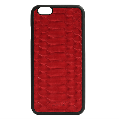 Red Python iPhone 6/6S Case