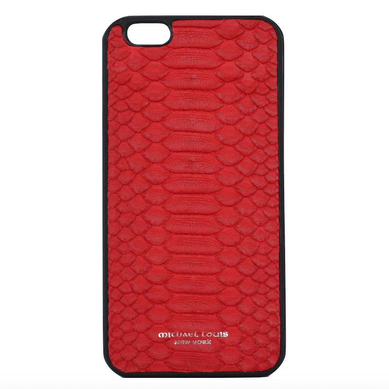 reputable site eab88 3e4b3 Red Python iPhone 6/6S Plus Case