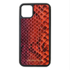 "Limited Edition Multicolor ""4"" Genuine Python Snakeskin iPhone 11 Pro Max Case"