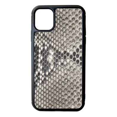 Natural Python Snakeskin iPhone 11 Case