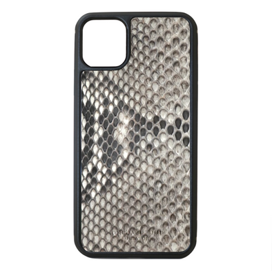 Natural Python Snakeskin iPhone 11 Pro Max Case