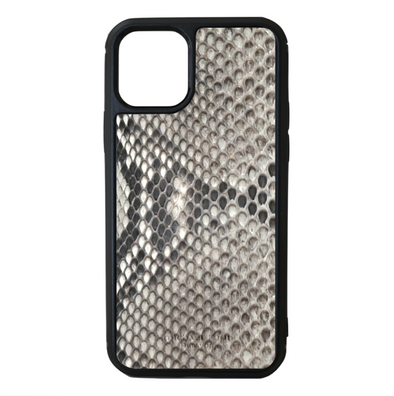 Natural Python Snakeskin iPhone 11 Pro Case