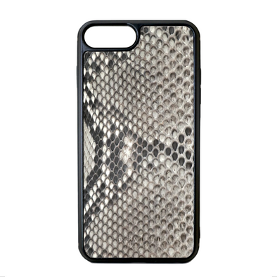 Natural Python Snakeskin iPhone 7 Plus / 8 Plus Case