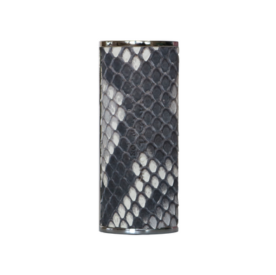 Natural Snake Lighter Case