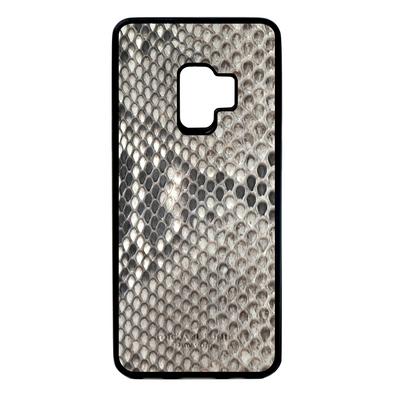 Natural Python Snakeskin Galaxy S9 Case