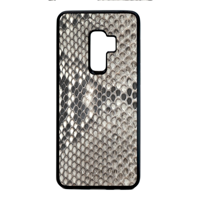 Natural Python Snakeskin Galaxy S9 Plus Case