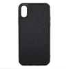 Black Para Leather iPhone X/XS Case