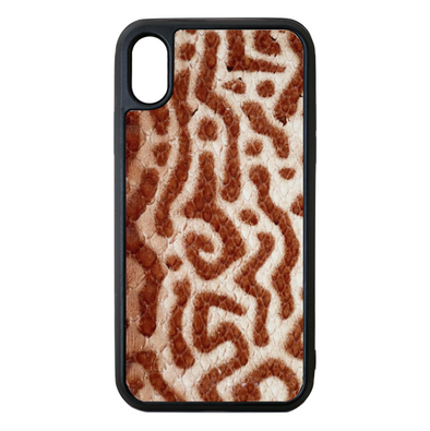 Limited Edition Wild Snakeskin iPhone XR Case