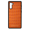 Orange Croc Galaxy Note 10 Case