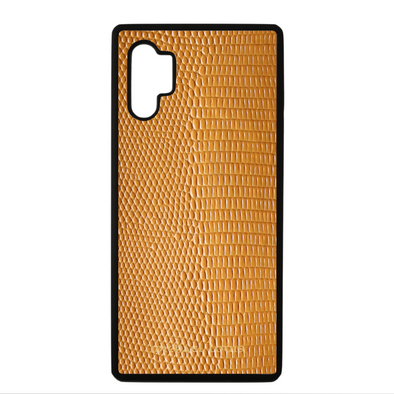 Orange Lizard Galaxy Note 10 Plus Case