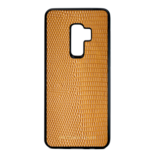 Orange Lizard Galaxy S9 Plus Case